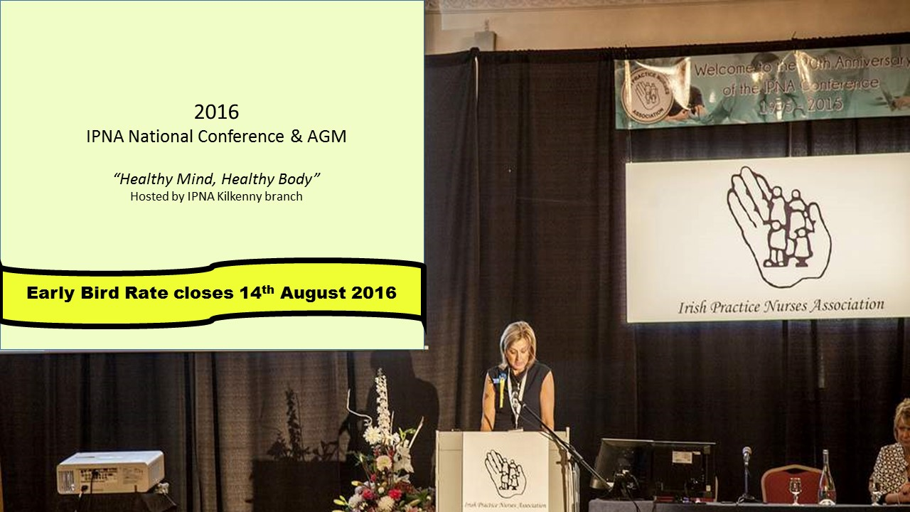 IPNA National Conference 2016 Agenda