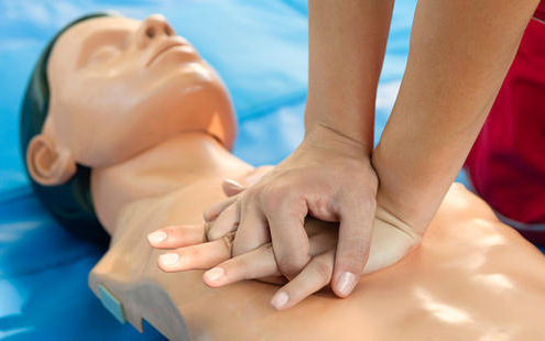 BLS and Anaphylaxis training