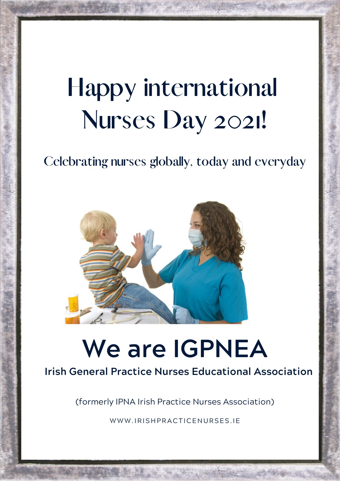 Happy International Nurses Day 2021!