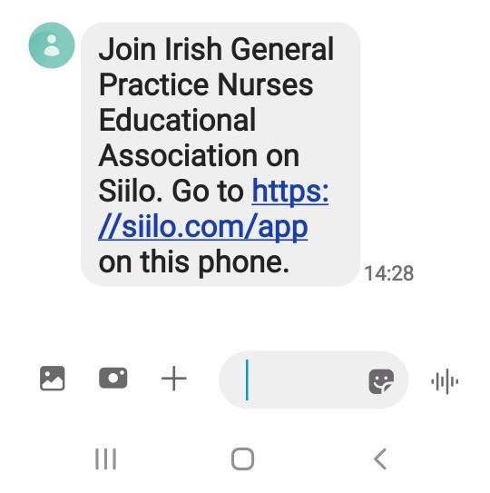 The IGPNEA are using Siilo